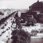 File-Anhalter Bahnhof und Askanischer Platz