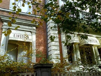 Einstein Kurfürstenstraße