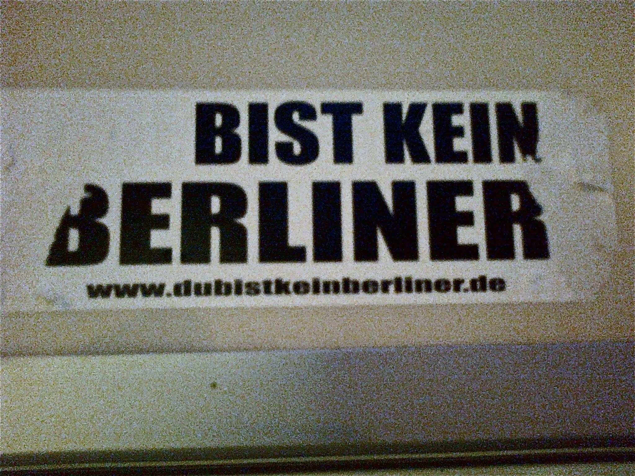 berlin no go area