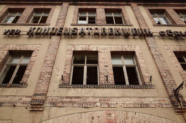 Abandoned Factory, Görlitz