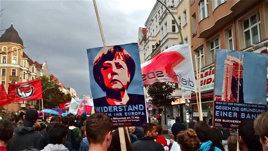 1 May 2014 Kreuzberg