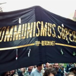 """Super sexy Communism"" 1 May 2014 Kreuzberg"