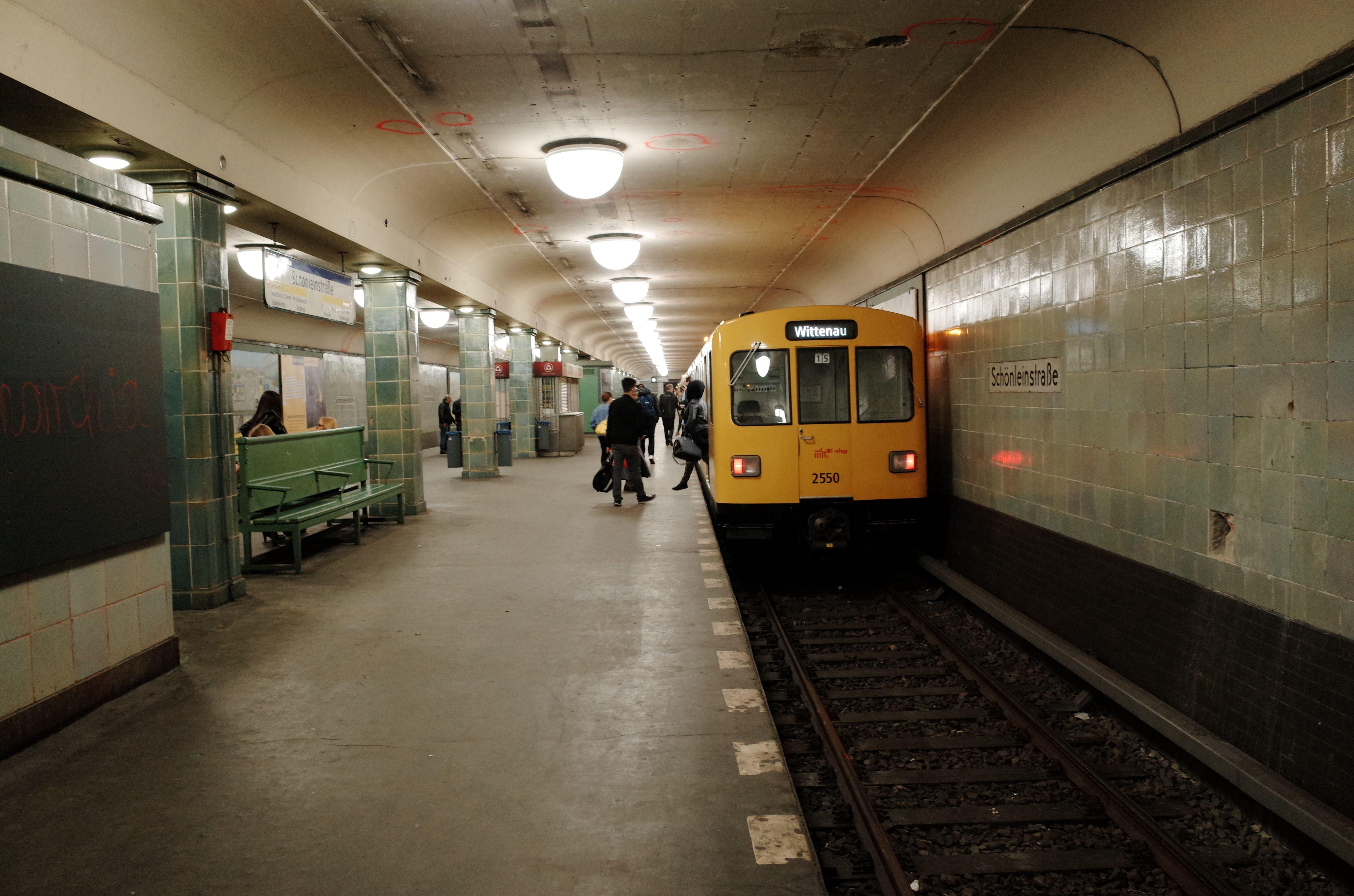 Schoenleinstr. U-Bahn