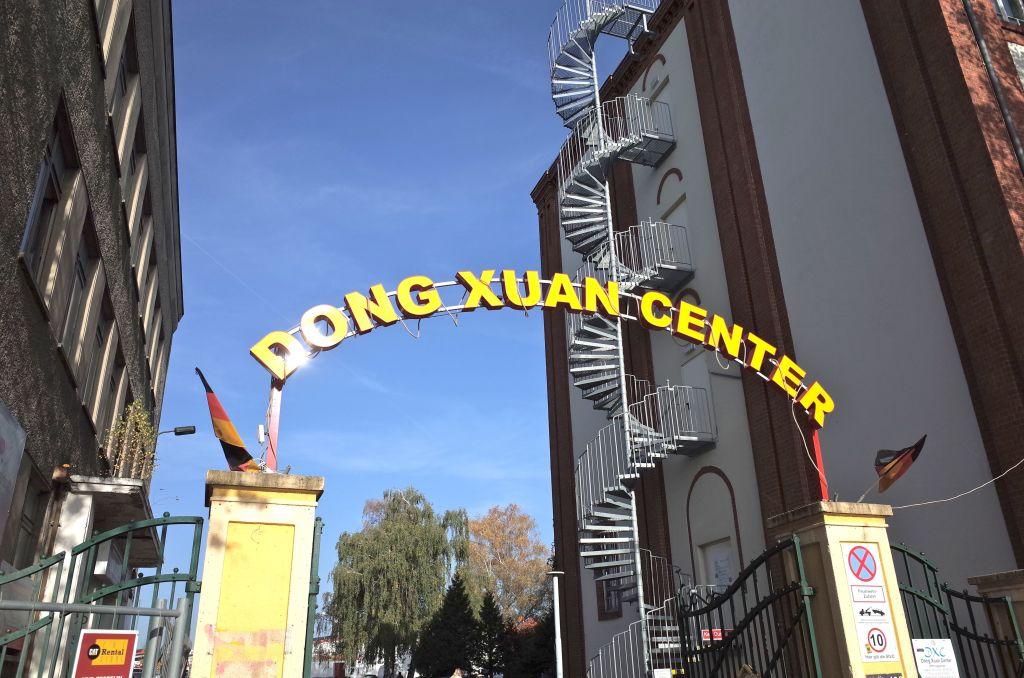 Don Xuan Center, Berlin