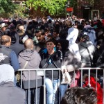 Institutional Chaos in Berlin: Registering Refugees at LaGeSo  (29 September 2015)