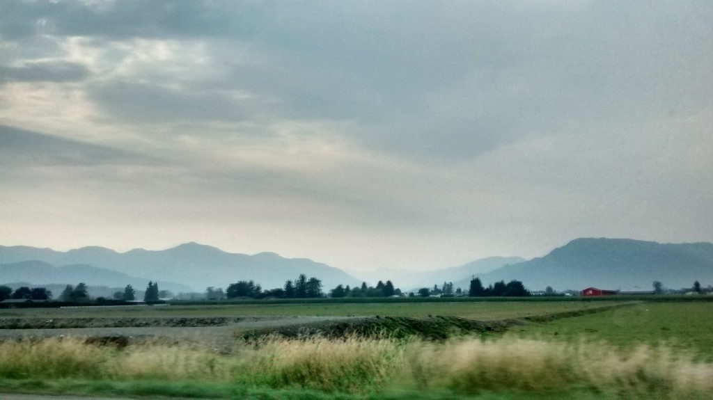 Rural British Columbia. Near Abbotsford. Photo by James Helgeson.