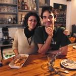 Brio's founders, Giulia and Andrea