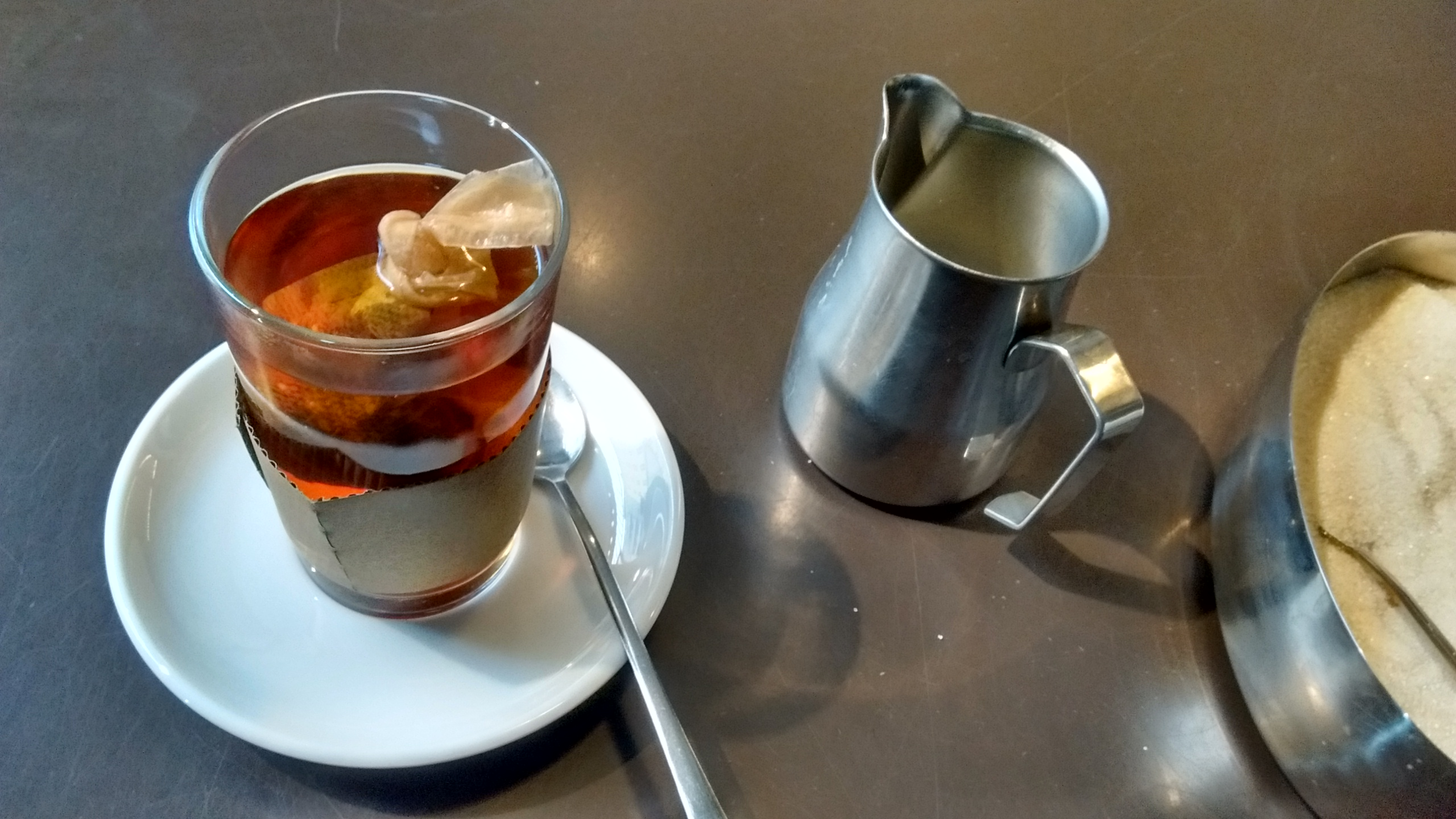 Tea in Berlin